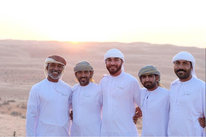 Canvas Club Desert Team