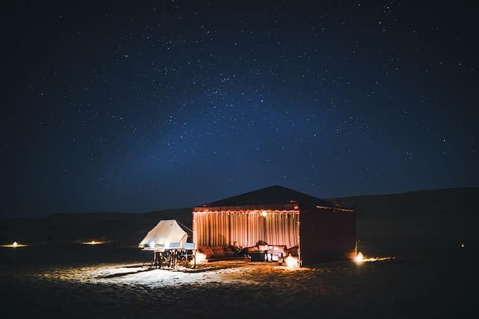 Majilis at Night