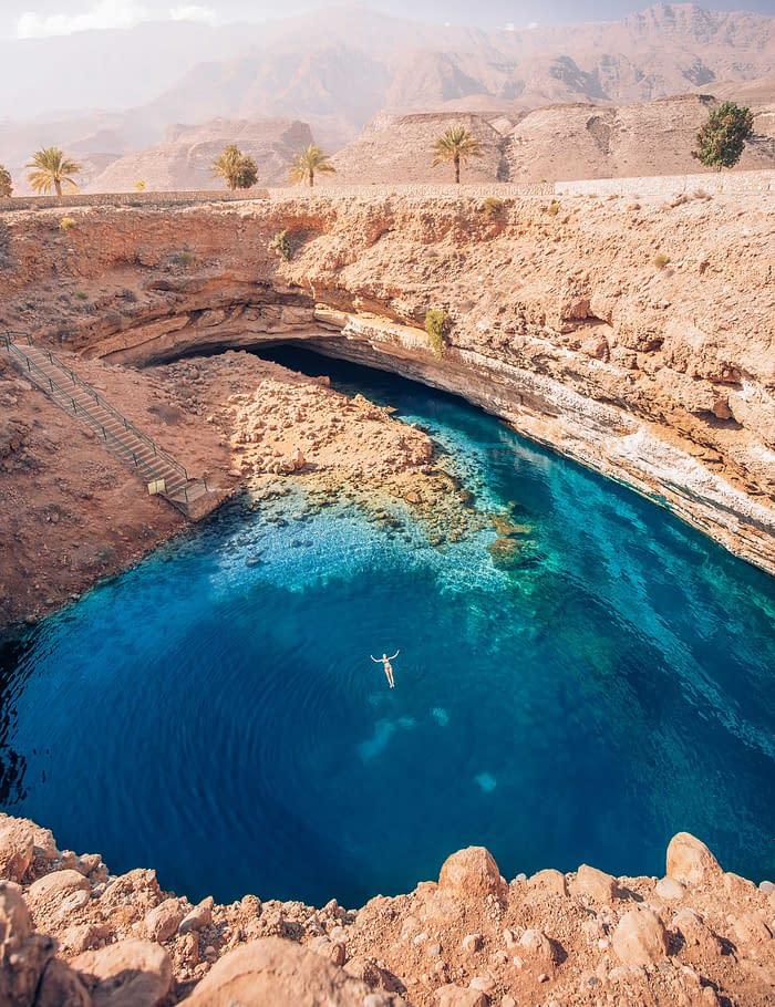 Bimmah-Sinkhole-Luftbildaufnahme-Oman